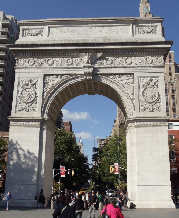 Washington Arch DSC03478