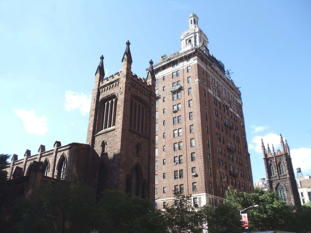 40 Fifth Avenue & The Church of the Ascension