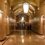 Lobby of 570 Lexington Avenue