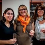 Theodora Boyadjis, Dawn Paruta and Patrice Lawall