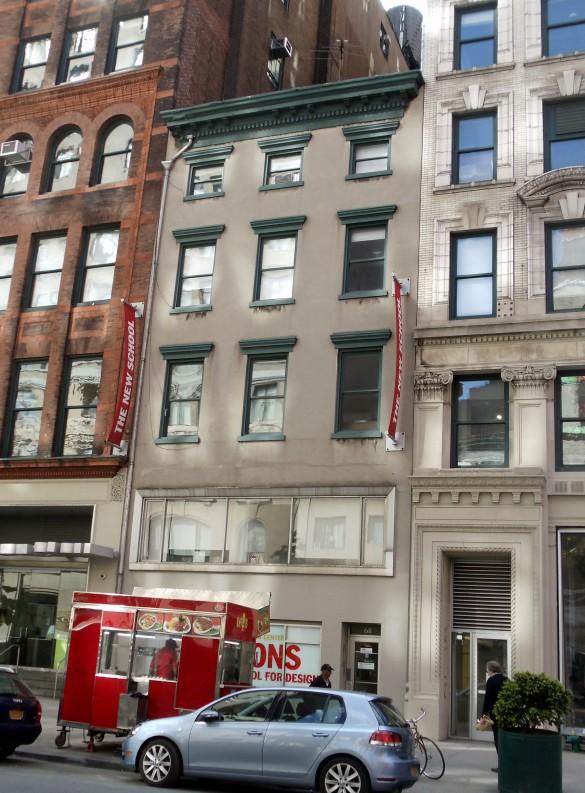 68 Fifth Avenue