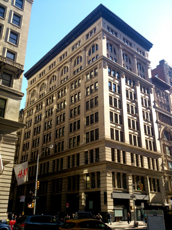 105 Fifth Avenue, The Folio Building