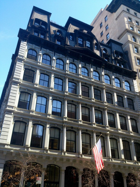 113 Fifth Avenue, Arnold Constable & Co.
