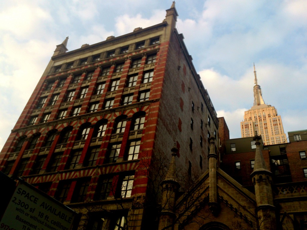 The Bancroft Building, 3-7 West 29th Street