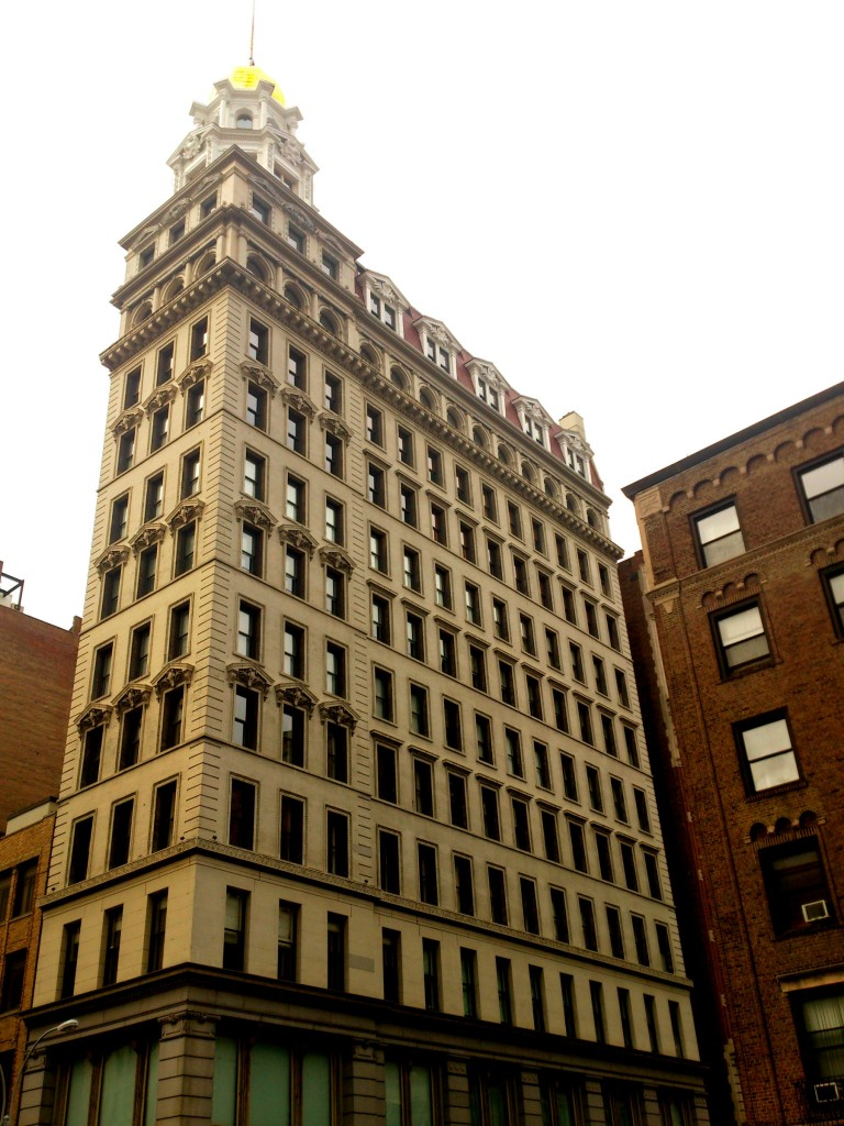 170 Fifth Avenue, The Sohmer Building
