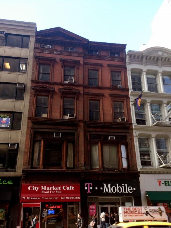 178-180 Fifth Avenue