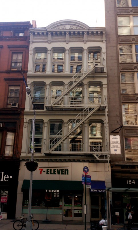 182 Fifth Avenue #1