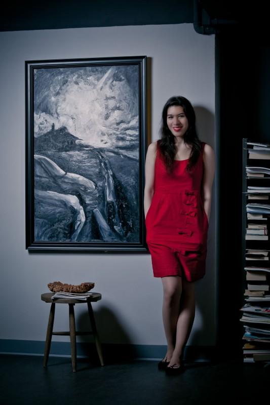 Artist Chloe Ho