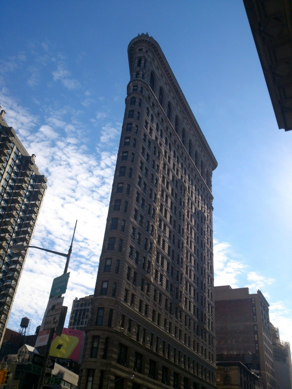 175 - 183 Fifth Avenue, The Flatiron Building