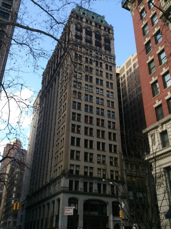 218-220 Fifth Avenue, The Croisic Building