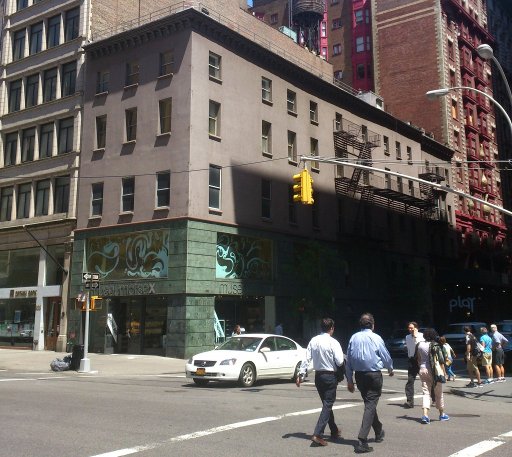 233 Fifth Avenue, The Museum of Sex