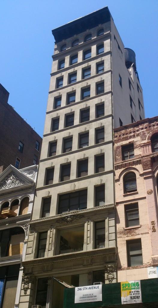 244 Fifth Avenue