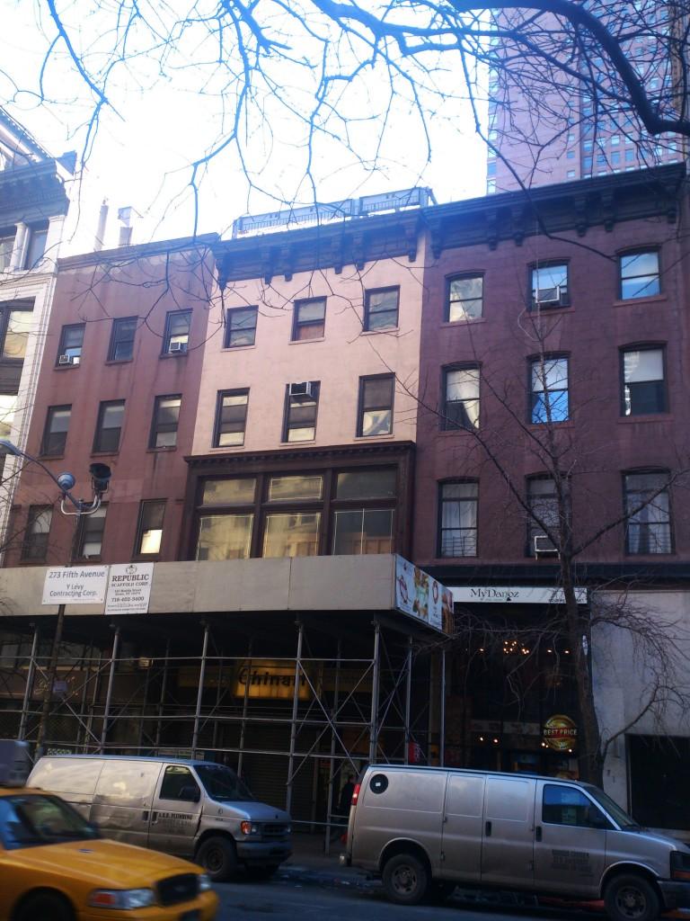 271 & 273 & 275 Fifth Avenue