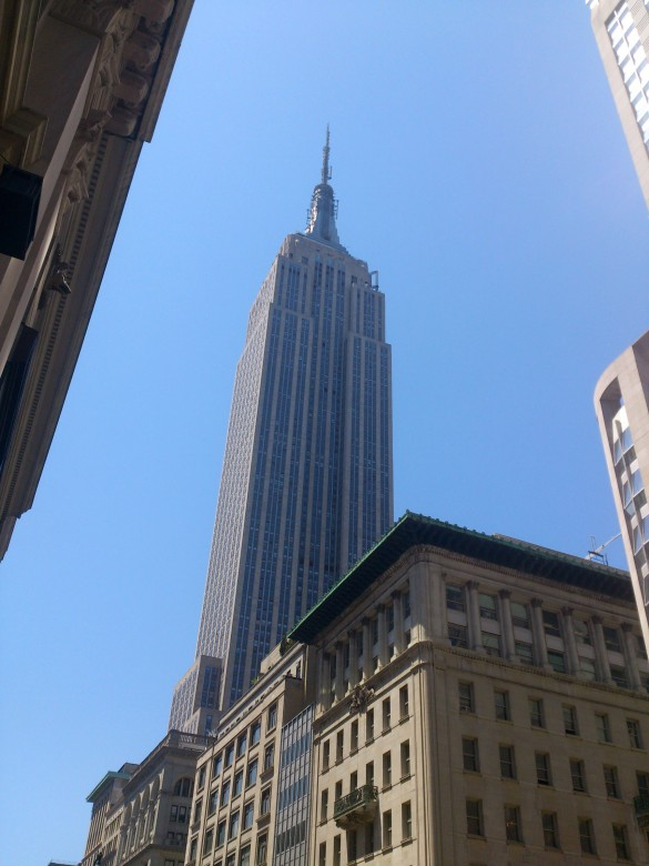 350 Fifth Avenue, The Empire State Building