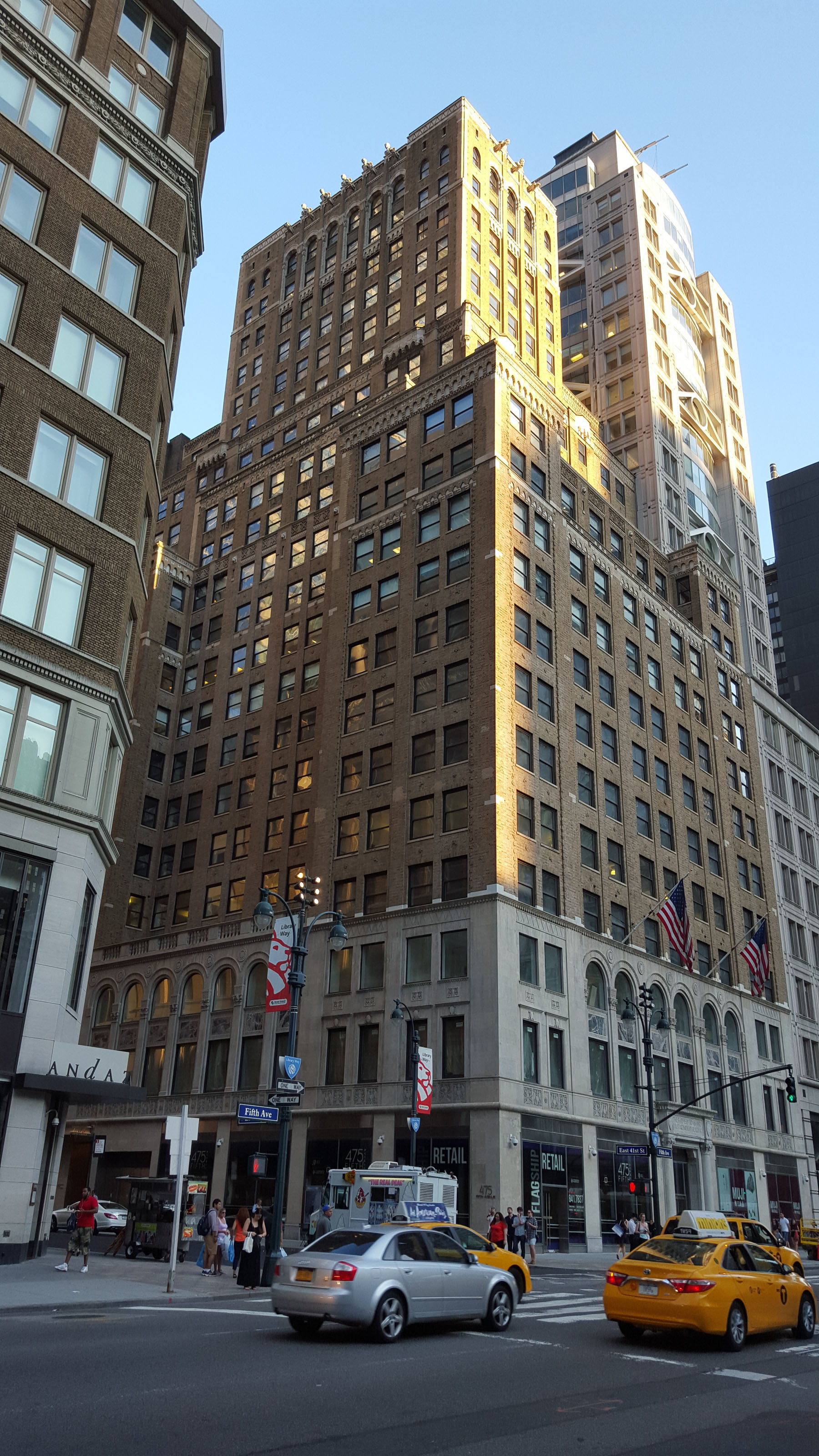 475 Fifth Avenue, the Farmers' Loan & Trust Building