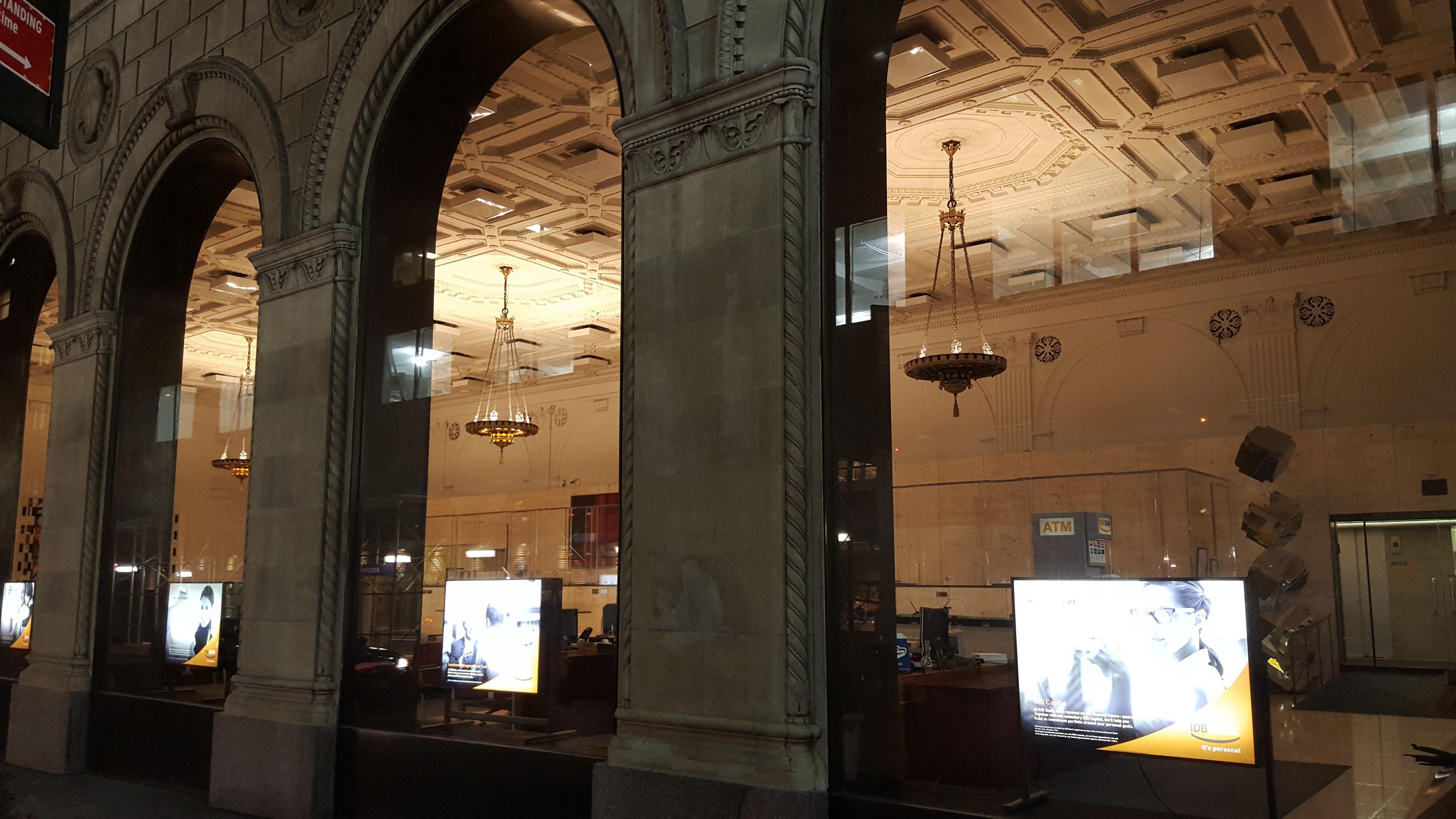 511 Fifth Avenue Interior