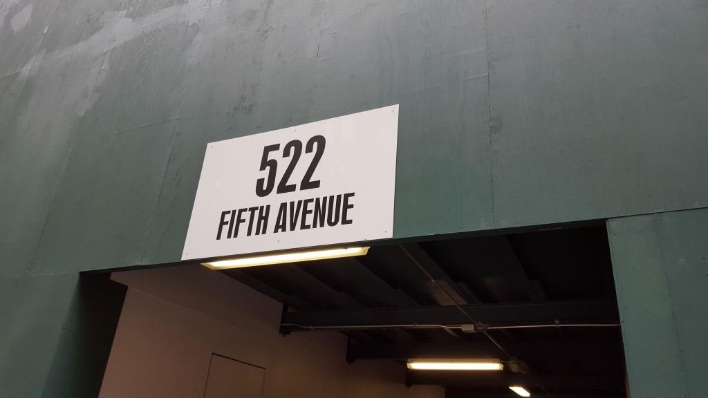 522 Fifth Avenue