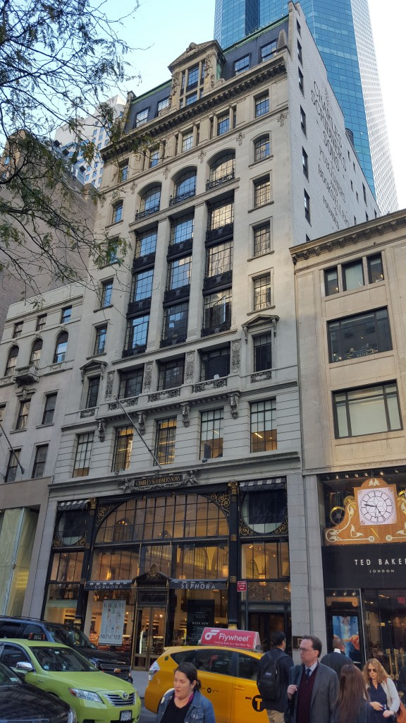 597 Fifth Avenue the Charles Scribner & Sons Building