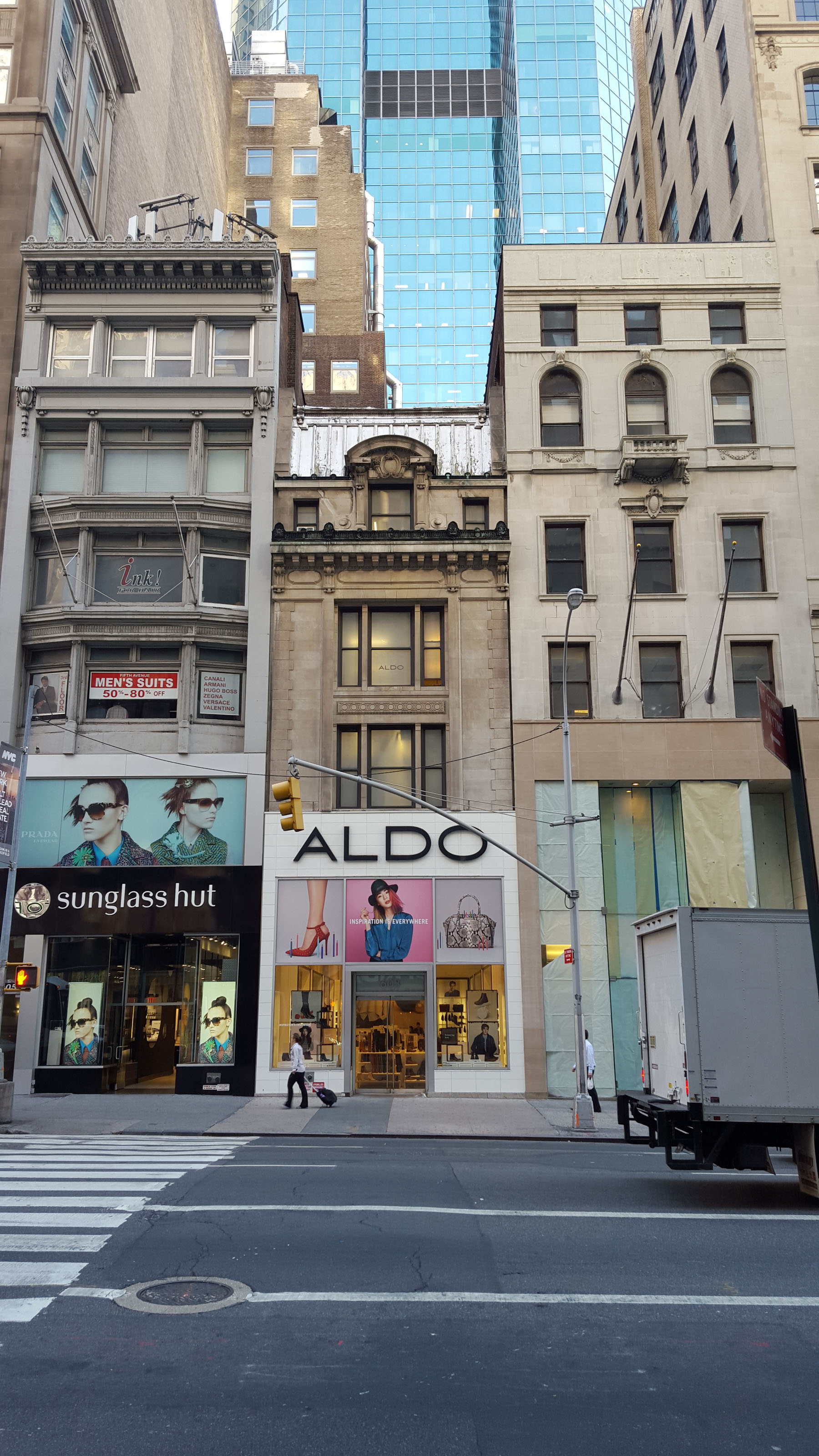601 & 603 & 605 Fifth Avenue