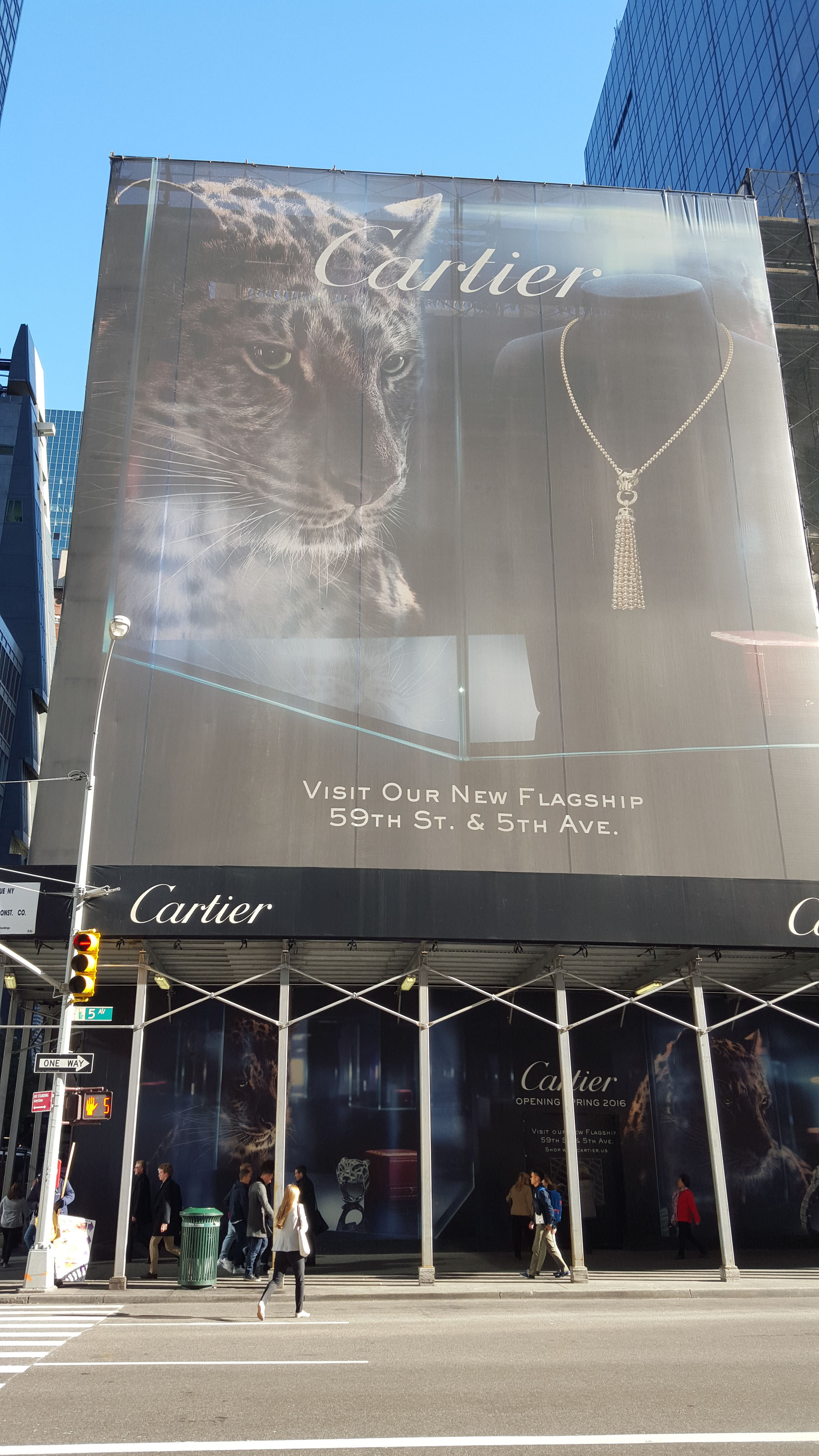 651 Fifth Avenue Cartier's