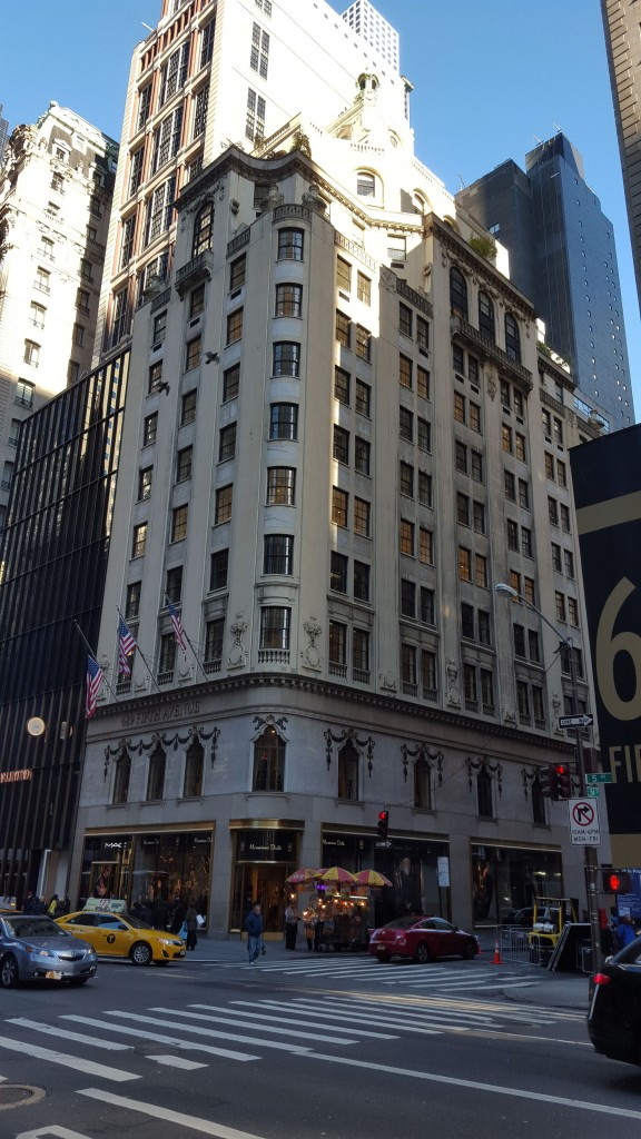 689-691 Fifth Avenue