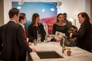 Guests Discuss the Art