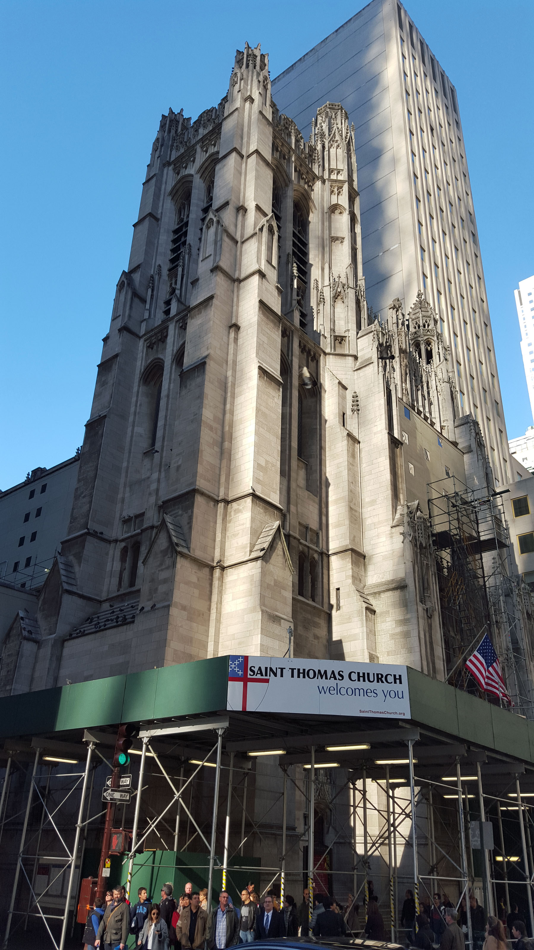 Saint Thomas Church Fifth Avenue