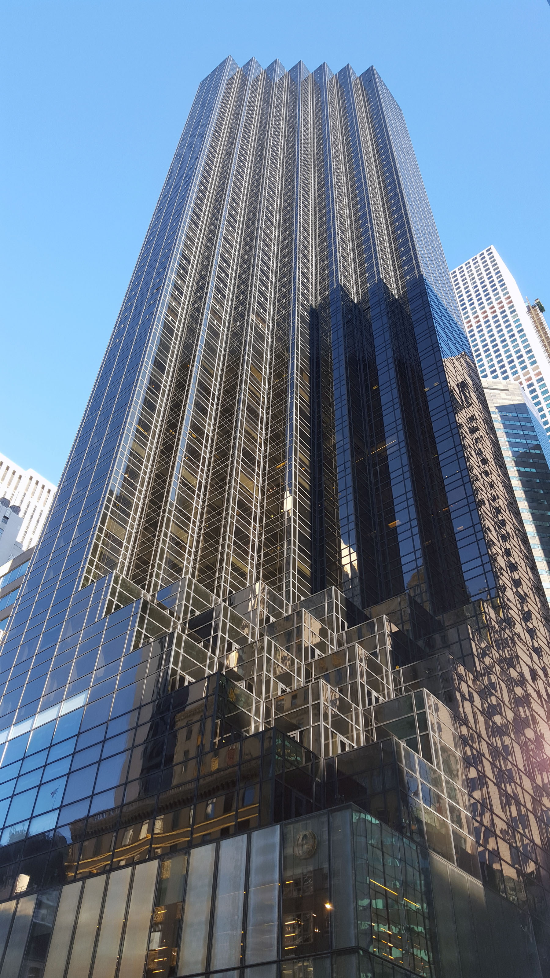 725 Fifth Avenue Trump Tower