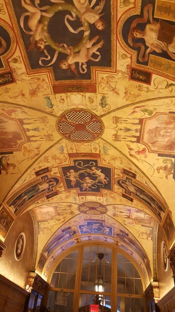 Sherry Netherland Lobby Ceiling