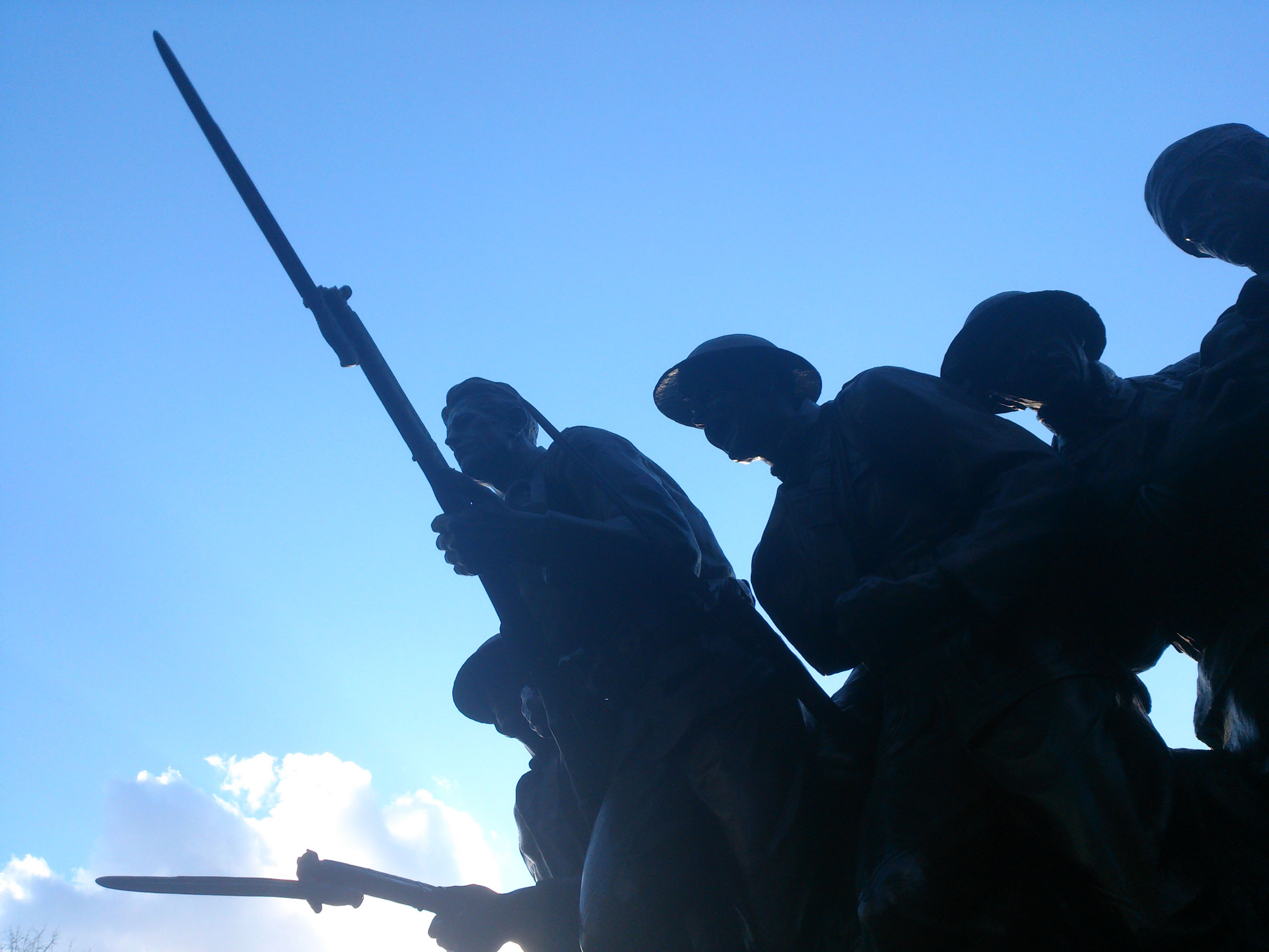 107th Regiment Memorial
