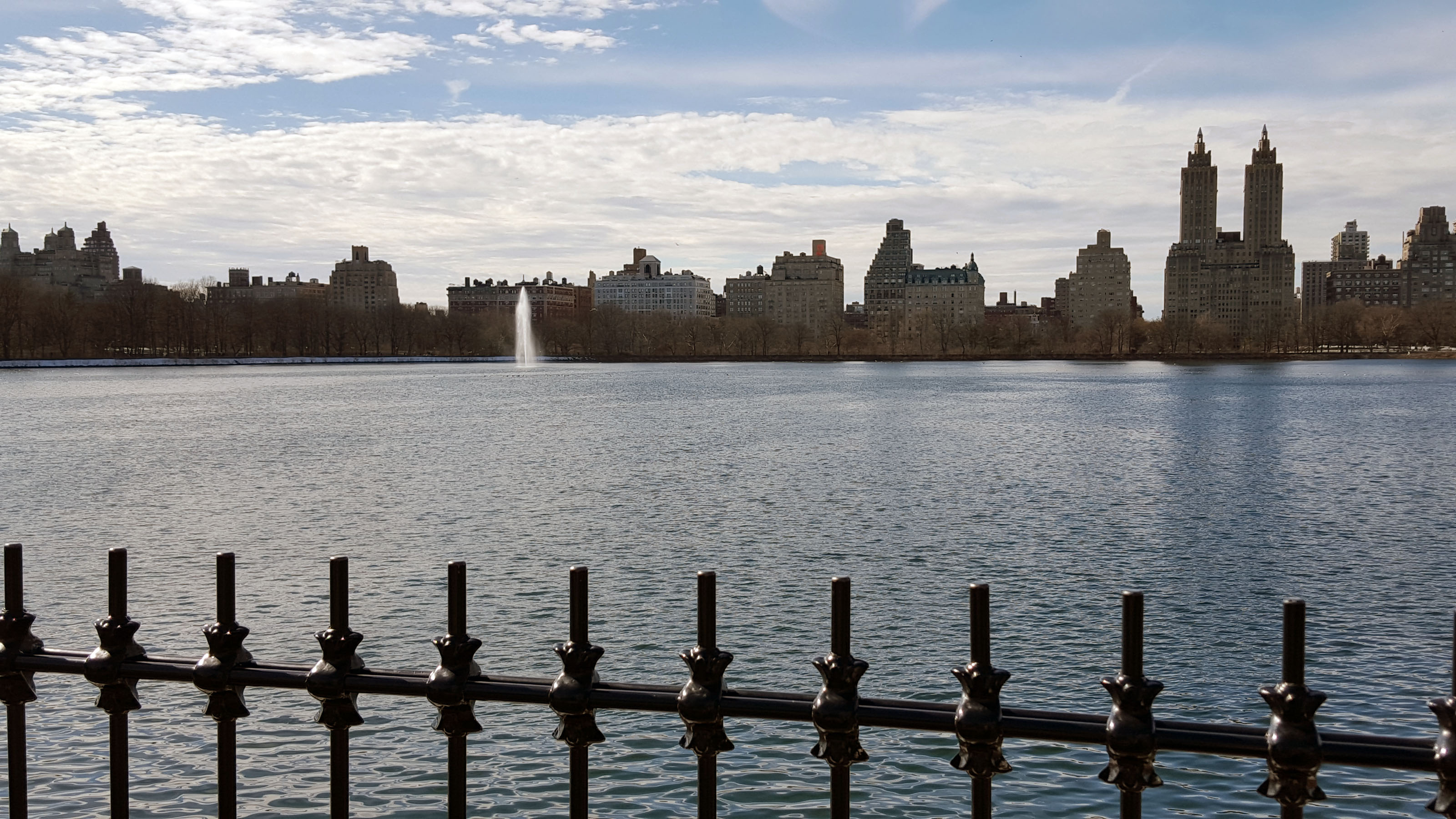 The Jacqueline Kennedy Onassis Reservoir