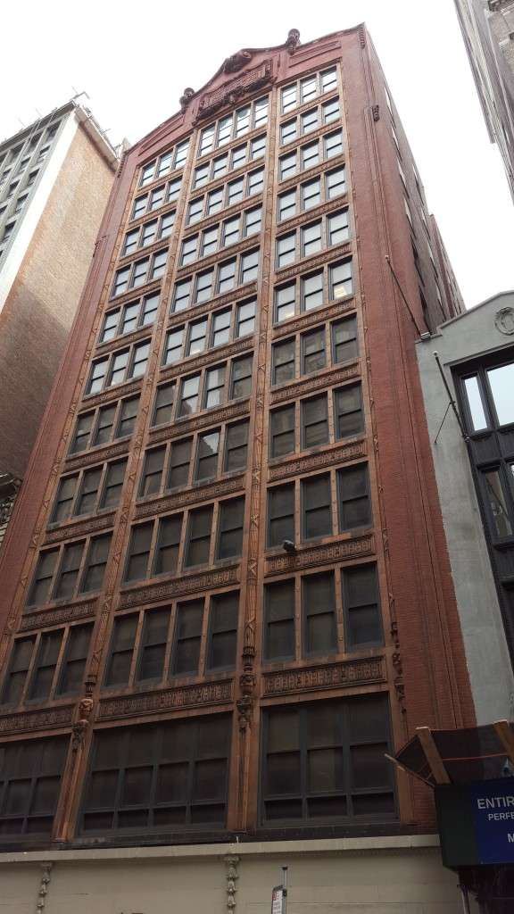 15 West 38th Street