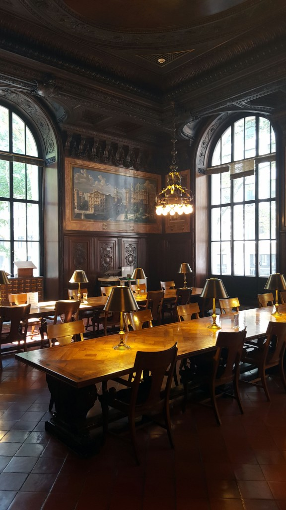 Landmark Branding Is Pleased To Hear That The Rose Main Reading Room And  Bill Blass Catalogue Room Of The New York Public Library Have Received The  Rare ...