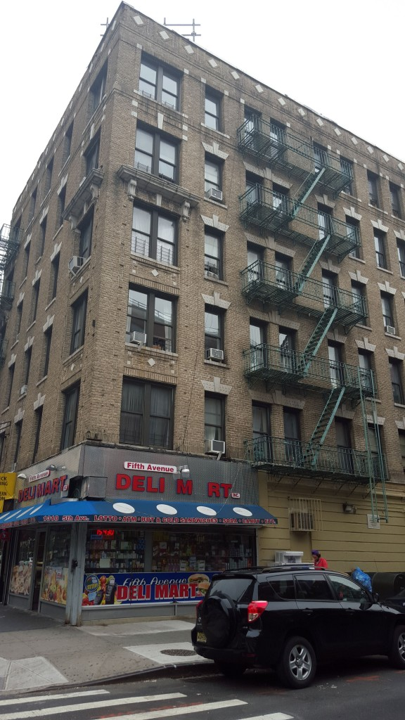 Two West 111th Street