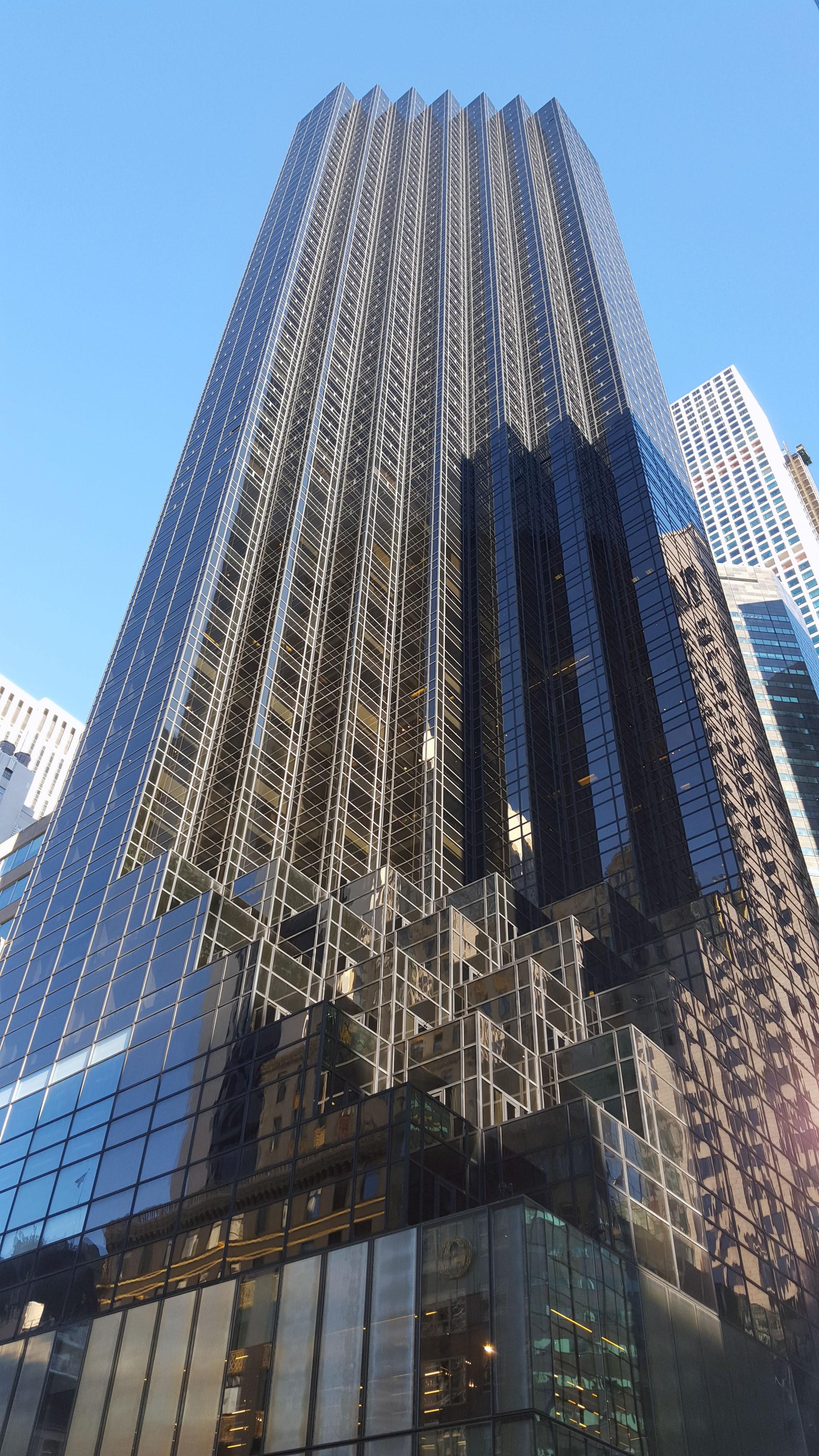 725 Fifth Avenue Trump Tower Landmark Branding Llc